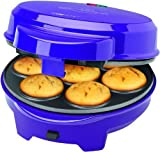 3 en 1 Cake Pop Machine à Donuts de Muffin Maker (Back surfaces, anti-adhésif interchangeables + avec...