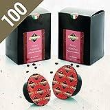 Barista Italiano 100 Lavazza A Modo Mio Kompatible Kaffeekapseln (INTENSO NAPOLETANO)