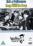 Ask A Policeman/Boys Will Be Boys [DVD]