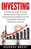 Investing : A Guide On How To Make Money Long-Term With A Descriptive Blueprint Of Key Strategies For Your Financial Success (Investing, finance, financial success, guide)