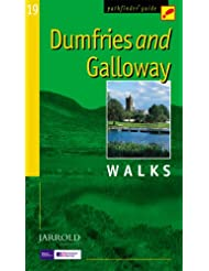 Dumfries and Galloway: Walks (Pathfinder Guide)