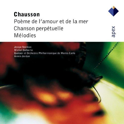 Chausson : Poème de l'amour et de la mer Op.19 : II: Interlude