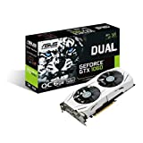 Asus Dual-GTX1060-O6G Gaming Nvidia GeForce Grafikkarte