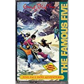 Five Fall Into Adventure: Book 9 (Famous Five, Band 9)