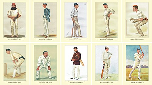 10-x-a4-vintage-cricket-caricature-cricketers-cartoons-from-vanity-fair-prints