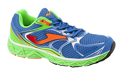 Joma R.ATOMS-604 - Zapatillas unisex, color azul, talla 43.5