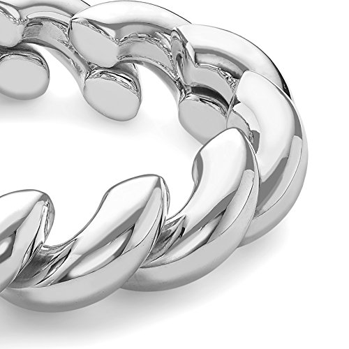 Carissma Gold - Bracelet cordon - Or blanc 9 cts - 20.32 cm - 5.29.6113 Or Blanc
