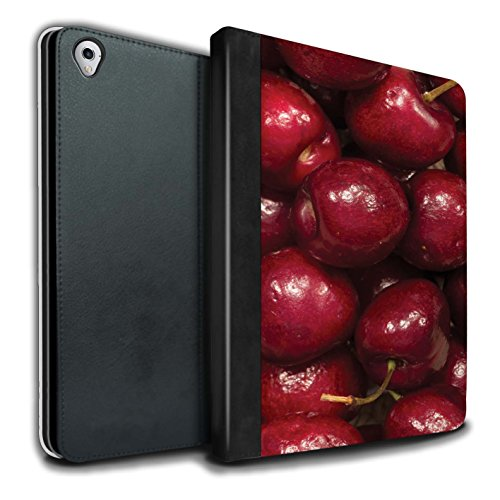 stuff4-pu-leather-book-cover-case-for-apple-ipad-pro-97-tablets-cherries-design-juicy-fruit-collecti