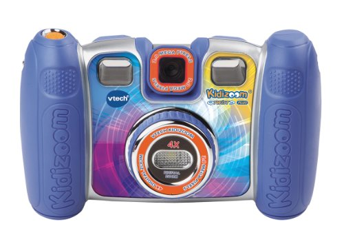 vtech-kidizoom-twist-plus-kamera-blau-englische-sprache-uk-import