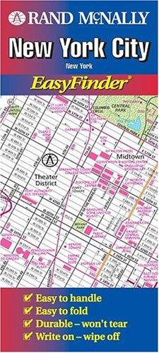 New York City, NY (Rand McNally Easyfinder) -