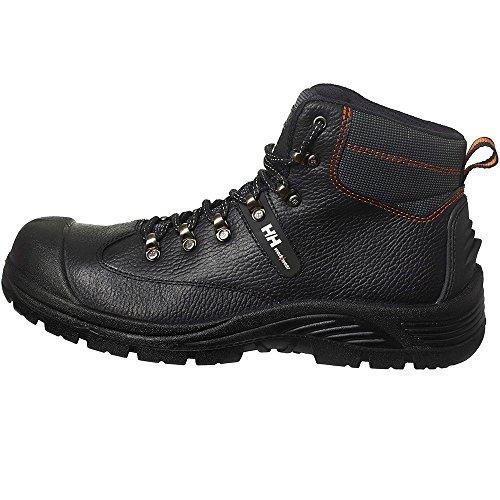 Helly Hansen 78256_990-36 Aker Chaussures de sécurité Mid WW Taille 36 Noir
