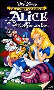 Alice au pays des merveilles [VHS]