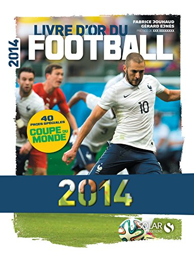 Livre d'or du football 2014