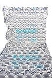 Luftpolstermatten als ideales Polster-material | 10m hochwertige Luftpolsterkissen & Luftpolsterfolie als Verpackung, Polstern