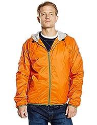 Lonsdale Chaqueta Deporte  Naranja M (UK S)