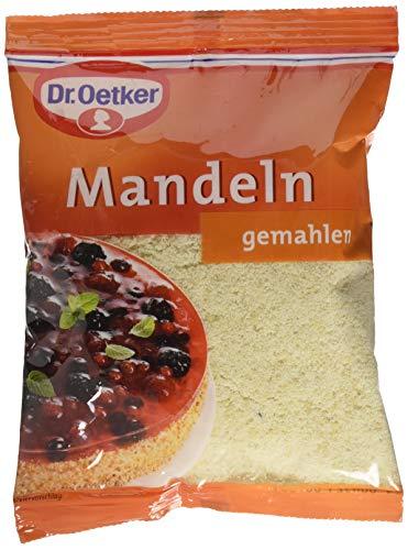 Dr. Oetker Mandeln gemahlen, 100 g