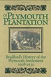 Of Plymouth Plantation by William Bradford (1998-03-25)