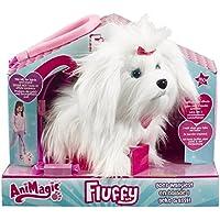 Animagic Peluche Interactivo Fluffy Paseos - Peluches y Puzzles precios baratos