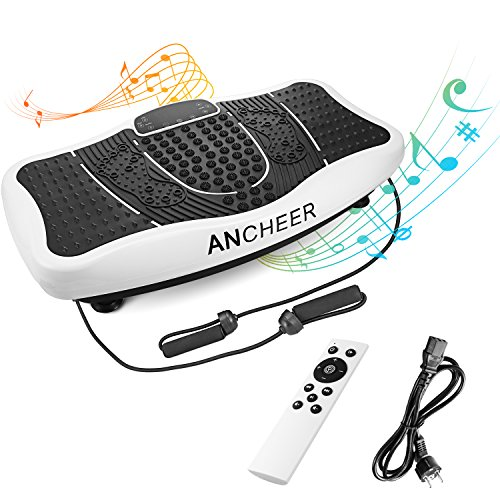 Ancheer Vibrationsplatte Fitness Vibrationstrainer Home Vibration Plate