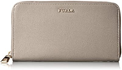 Furla Babylon Xl Zip Around wallet sand