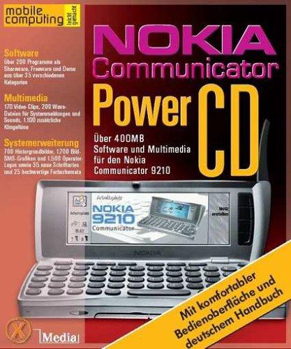 Nokia Communicator-Power-CD Nokia Communicator