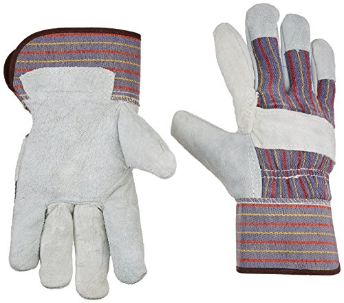 BOSS Handschuhe Large Split Leder Palm Handschuhe 4094 (Boss-split-leder)