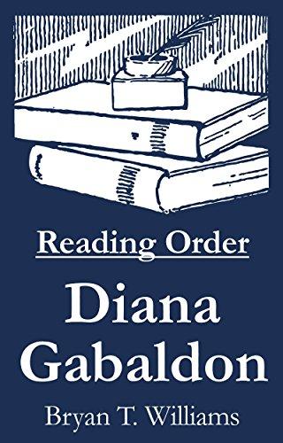 Diana Gabaldon - Reading Order Book - Complete Series Companion ...