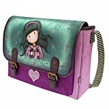 Gorjuss Little Song - Bolso Satchel Bandolera