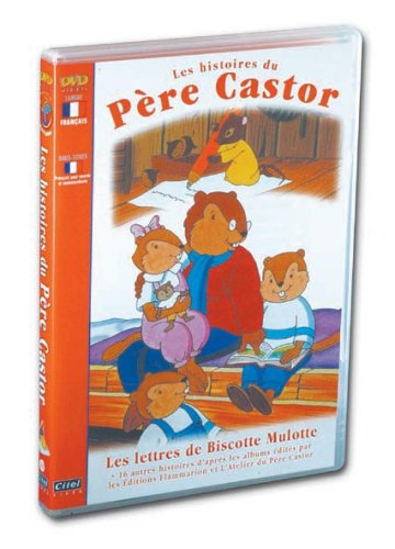 les Histoires du Père Castor : Perlette goutte d'eau / Pacale Moreaux, réal. | MOREAUX, Pascale. Monteur