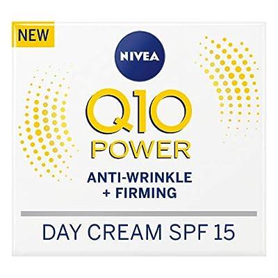 Nivea Q10 Plus Anti-Wrinkle Face Day Cream SPF 15-50 ml