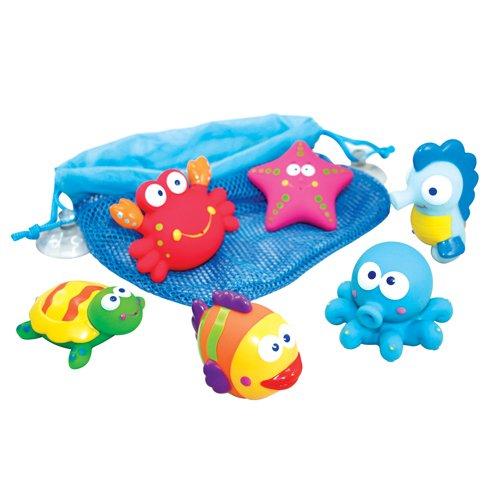 itsImagical - Glu-Glu Squeez Sea, muñecos de goma (Imaginarium 53707)