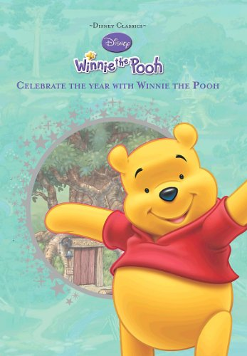 Celebrate the year with Winnie the Pooh.