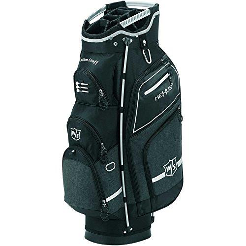 Wilson-Staff-D300-Golf-Set-All-Graphite-Ultimate-Mens-Package-2017-Nexus-Cart-Bag-D300-105-Degree-1-Wood-D300-Fairway-Wood-D300-4-Hybrid-D300-5-Iron-to-Sand-Wedge-All-Clubs-D300-105-Degree-1-Wood-D300