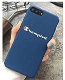 Coque iPhone 5 / 5S et SE Champion Sport Bleu pour iPhone 5 / 5S et SE