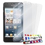 MUZZANO FPR-101-229-NNNN Displayschutzfolie, Huawei Ascend G510, Durchsichtig