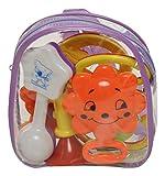#4: Supershine Baby Rattles (15 cm x 12 cm x 10 cm, Pack of 5)