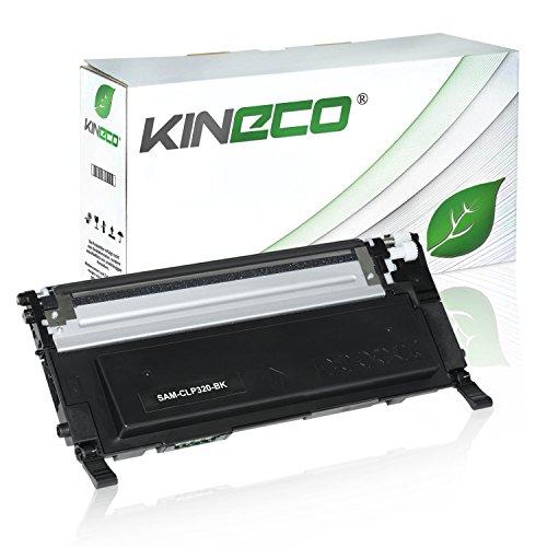 Toner kompatibel zu CLP-320 für Samsung CLP-325, CLX-3180, CLX-3185 - CLT-K4072S/ELS -...