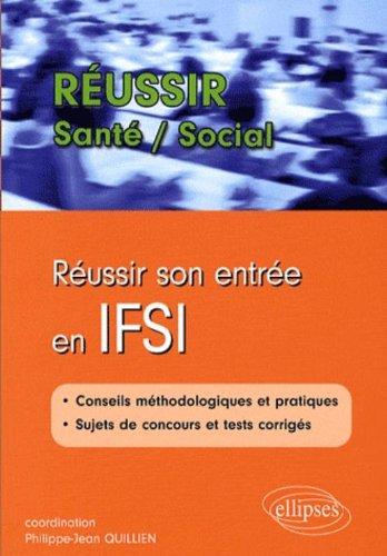Russir son entre en IFSI