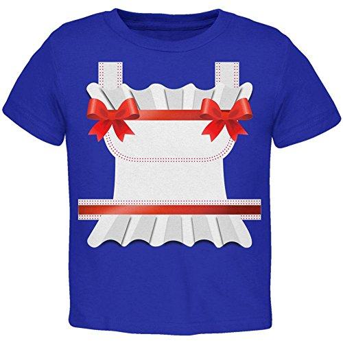 ostüm Kleinkind T Shirt Royal 4 t (Rag Dolls Kostüme)