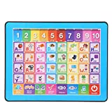 Zerodis Baby Kids Touch Screen Learning Machine Tablet English Early Educational Toy 9.4\