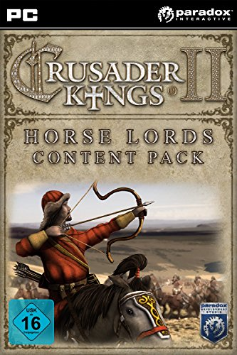 Crusader Kings II: Horse Lords Content Pack [PC Code - Steam]