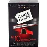 Carte Noire No.10 Espresso Nespresso Compatible Coffee Capsules 53 g (Pack of 4)