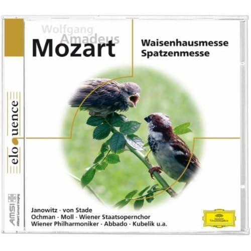 """Mozart: Missa solemnis In C Minor, K.139 """"Waisenhausmesse"""" - 4. Sanctus: Sanctus, Sanctus, Sanctus Dominus"""