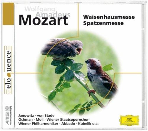 Mozart: Missa solemnis In C Mi...