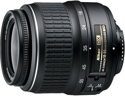 Nikon 18-55 mm / F 3.5-5.6 AF-S G DX ED II 18 mm-Objektiv ( Nikon F-Anschluss,Autofocus ) (Nikon D2xs)