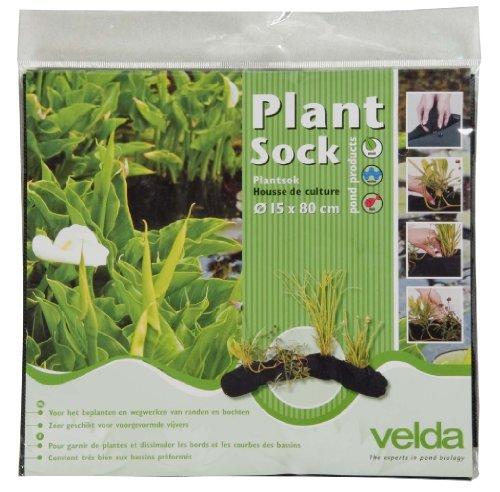 Velda 127595 Pflanzkorb für Teichpflanzen, 15 x 80 cm, Plant Sock
