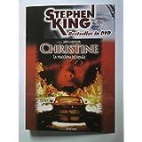 copertina libro Stephen King Christine   La Macchina Infernale (Edizione Italiana) (Dvd + Booklet interno) (Edizione Editoriale)