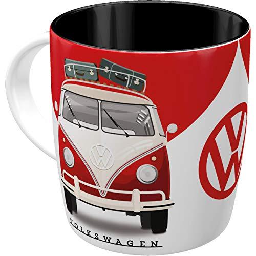 Nostalgic-Art 43044 Volkswagen - VW - Good In Shape | Retro Tasse | Kaffee-Becher | Geschenk-Tasse | Vintage Geschirr