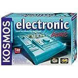 KOSMOS 615512 - Experimentierkasten - electronic basic -