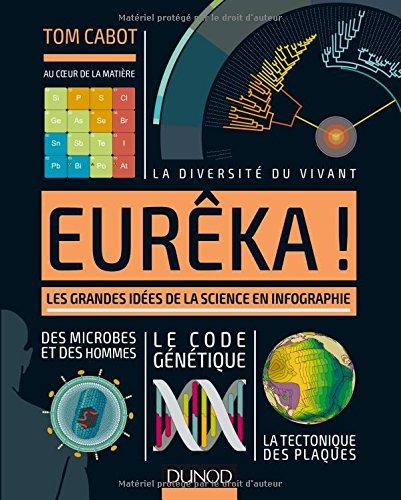 Eurêka! - Les grandes idées de la science en infographie par Tom Cabot